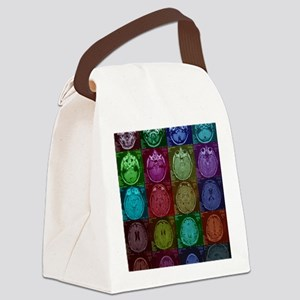all2 Canvas Lunch Bag