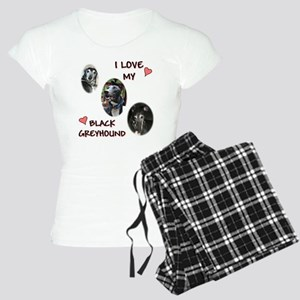 I love my blk gh shirt 2010 Women's Light Pajamas