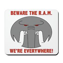 Republican Attack Machine Mousepad
