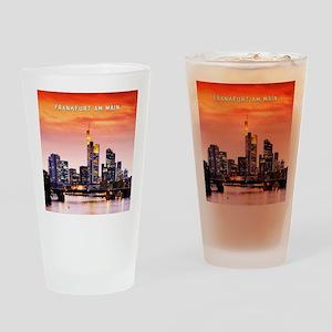 Frankfurt 02D Drinking Glass