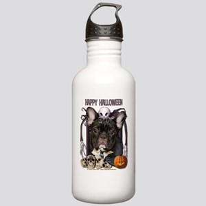 HalloweenNightmare_Fre Stainless Water Bottle 1.0L