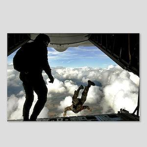 USAF PJ LFP Postcards (Package of 8)