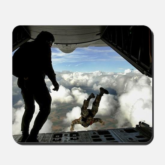 USAF PJ LFP Mousepad
