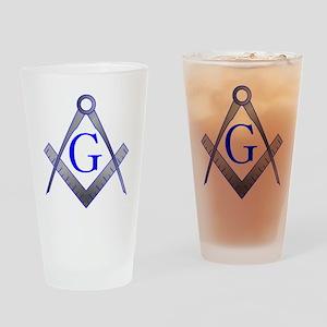250 mm Grey-Blue-SC Drinking Glass