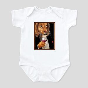 Wine King Infant Bodysuit