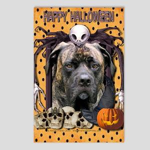 HalloweenNightmare_Mastif Postcards (Package of 8)