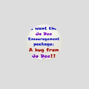 JDEncouragePackage Mini Button