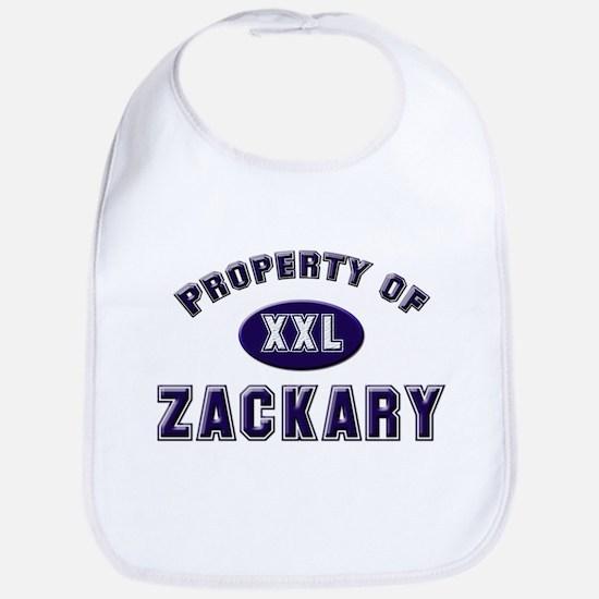 My heart belongs to zackary Bib