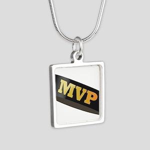 Hockey Puck MVP Necklaces