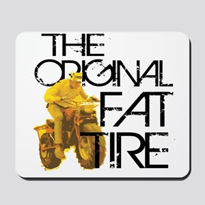 Rokon_OriginalFatTire_Light Mousepad