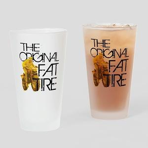 Rokon_OriginalFatTire_Light Drinking Glass
