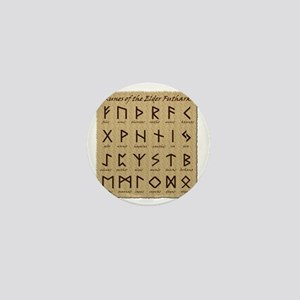 All-Runes-flat_10x10 Mini Button