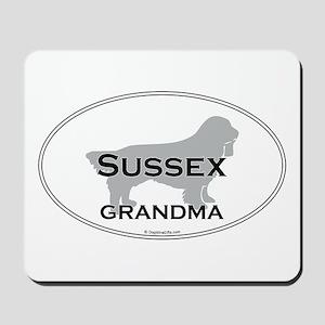 Sussex GRANDMA Mousepad