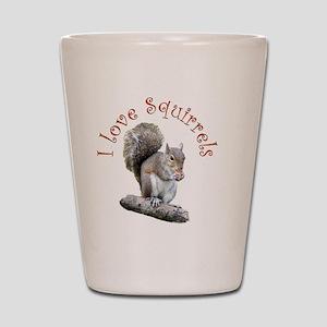 sqLOVE Shot Glass