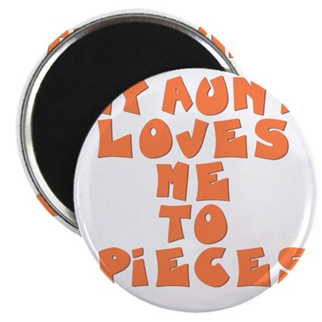 love-to-pieces Magnet