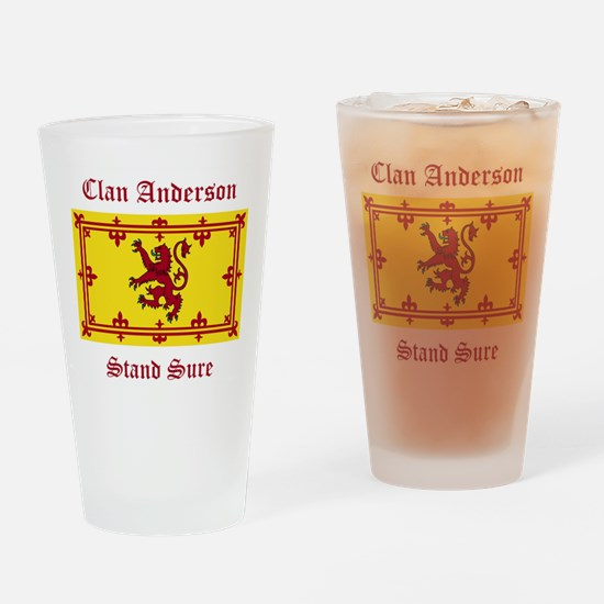 Anderson Drinking Glass