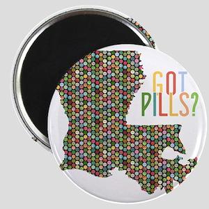 Louisiana Ecstasy Pills Magnet