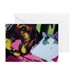 Two of a Kind Greeting Cards (Pk of 10)