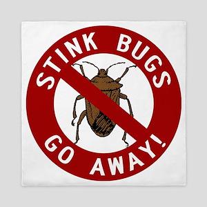 stink bug-go-away Queen Duvet