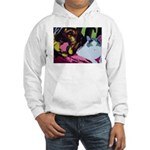 Two of a Kind Hooded Sweatshirt