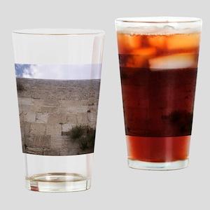 israel 129 Drinking Glass