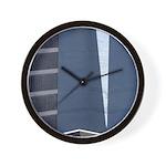 Blueknife #2 Wall Clock