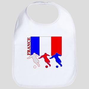 Soccer France Bib