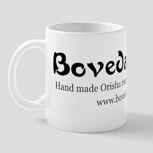 bovedabeads-shirt-back Mug