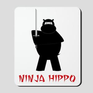 NinjaHippo Mousepad
