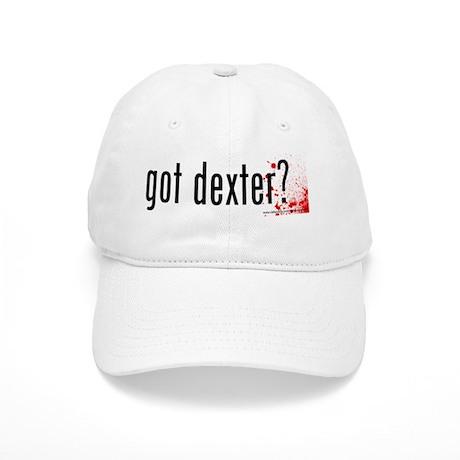got dexter Cap
