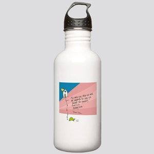 Be Present in This Moment Water Bottle