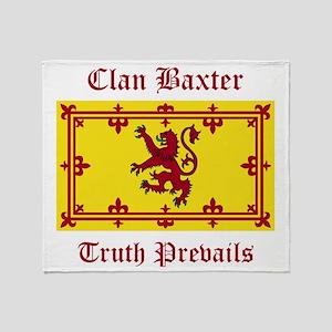 Baxter Throw Blanket