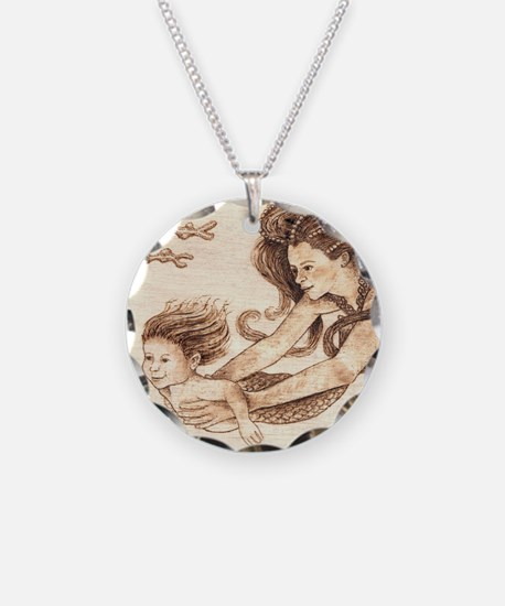 Mer-baby Necklace