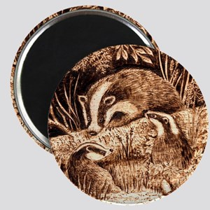Badgers Magnet