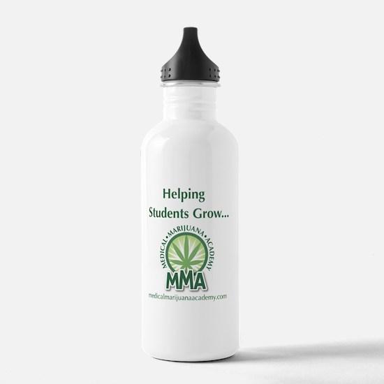 HelpGrowMMA_Light Water Bottle