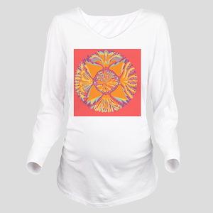 Neon_Spiritlounge Long Sleeve Maternity T-Shirt