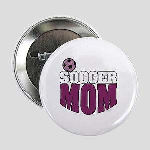 Soccer Mom (1) Button