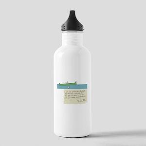 Longing Water Bottle