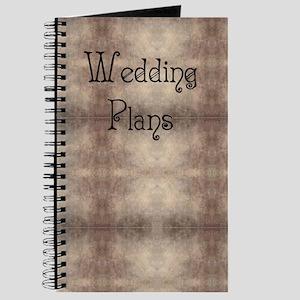 Antique Gothic Bridal Wedding Journal