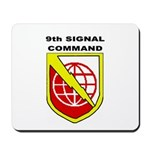 9th Signal Command Mousepad