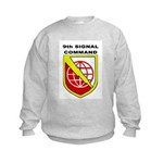 9th Signal Command Kids Sweatshirt