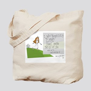 What Really Matters Tote Bag