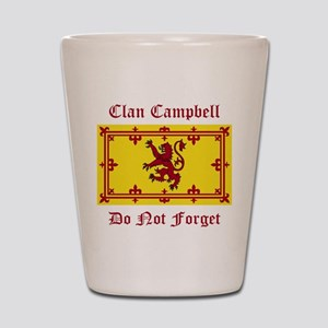 Campbell Shot Glass