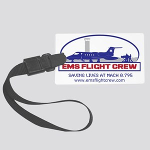 lear35LARGE Large Luggage Tag