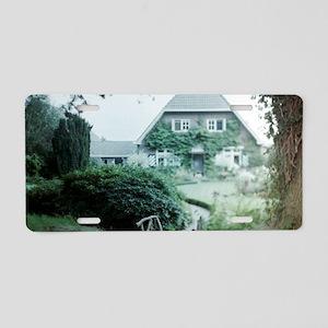 Gelderland Home Aluminum License Plate