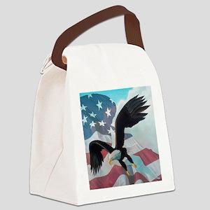 patri-ab Canvas Lunch Bag