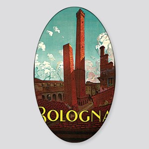 Trematore Bologna Italy1 Sticker (Oval)