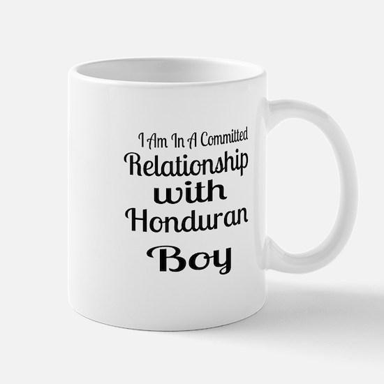 I Am In Relationship With Houndu Mug
