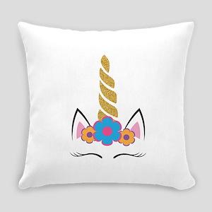 Unicorn 1 Everyday Pillow