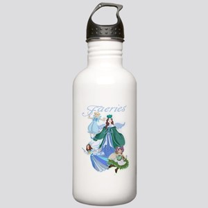 2-FaerieComposition2 Stainless Water Bottle 1.0L